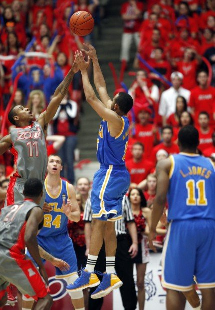 Notebook: UCLA's last-gasp try goes poof
