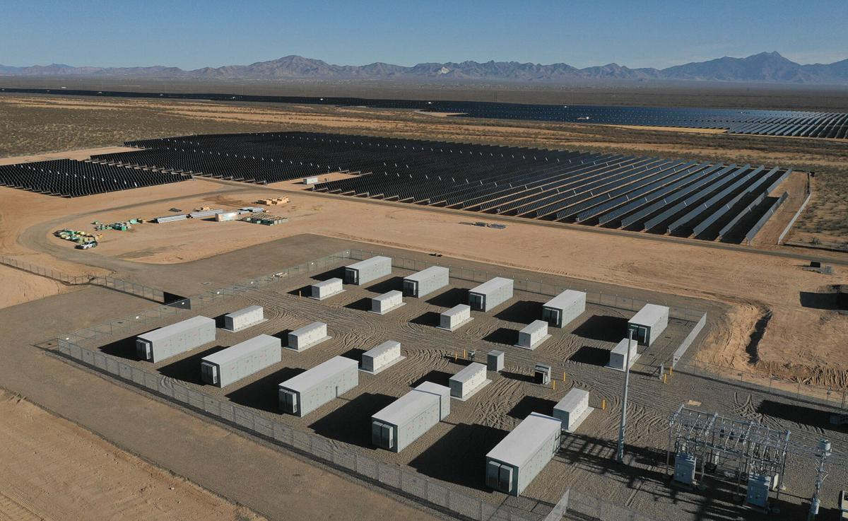 Wilmot Solar Project, Tucson Electric Power