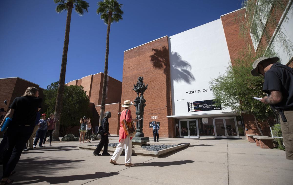 University of Arizona Art Tour