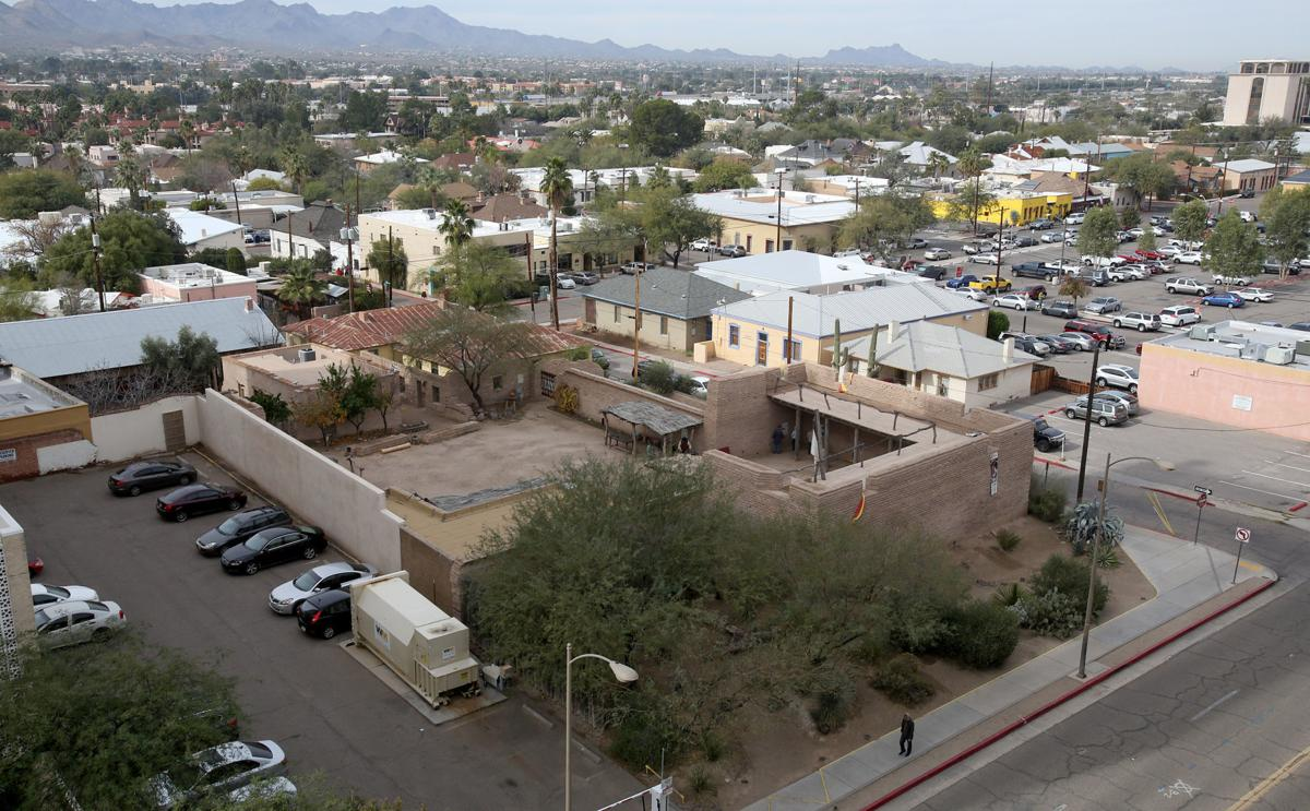 The Presidio San Agustín del Tucson