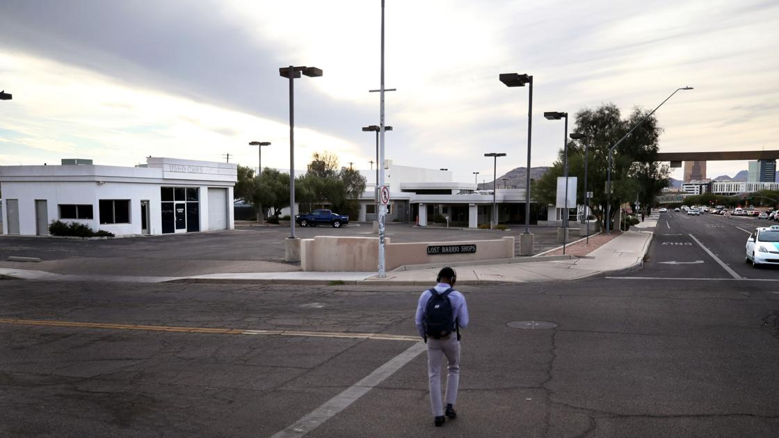 Volvo Of Tucson >> Neighbors wary as Tucson looks to sell old Volvo dealership | Local news | tucson.com