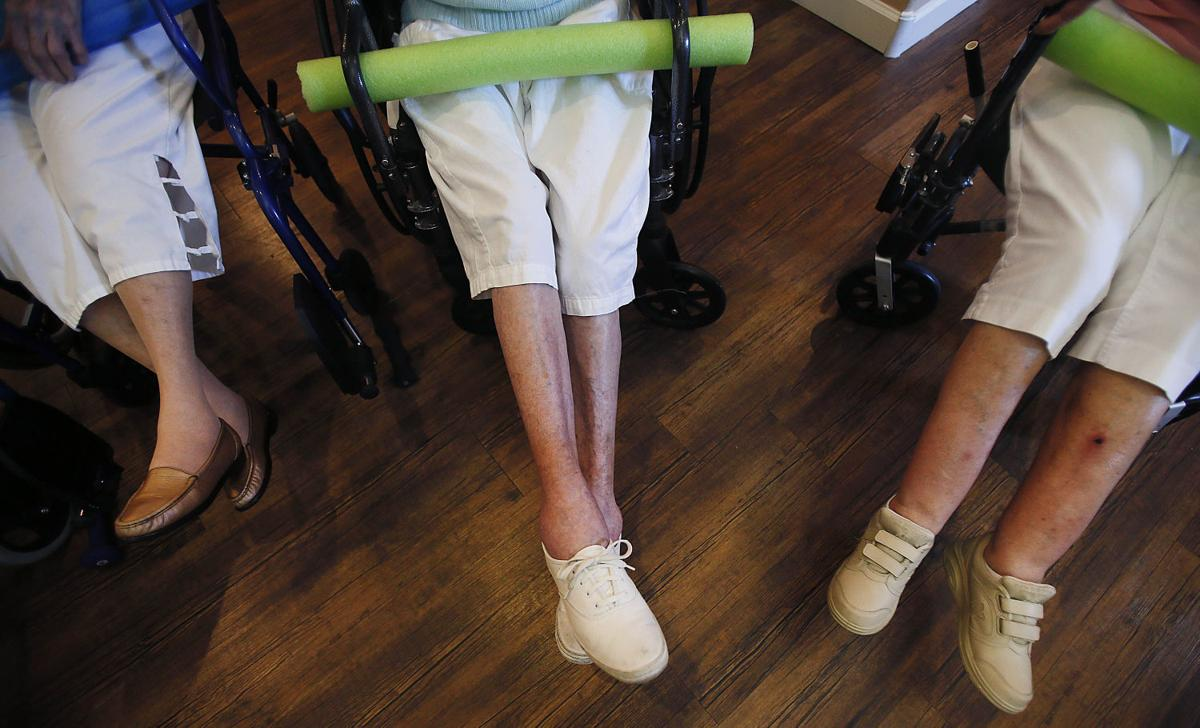 Costs Pile Up Fast For Dementia Care