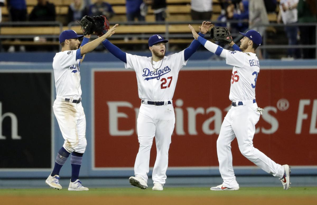 Man, this is cool': Tucson's Alex Verdugo thrives with Dodgers but