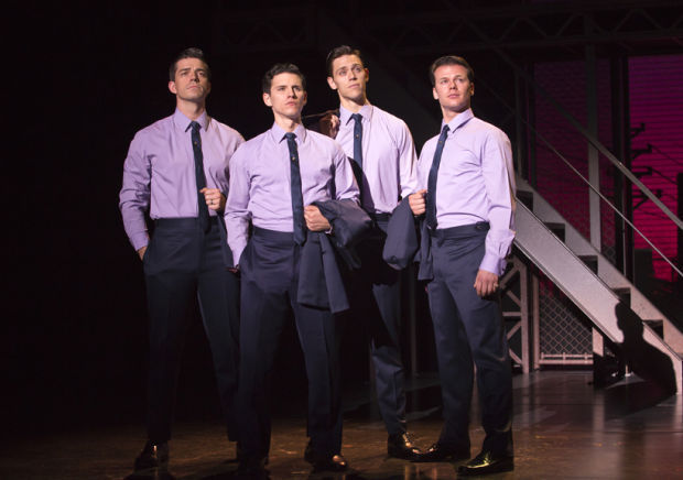 Twist your way to 'Jersey Boys' tickets and Caliente