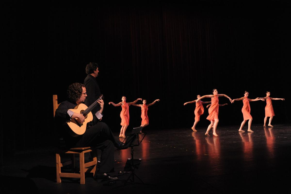 Song, dance and guitar