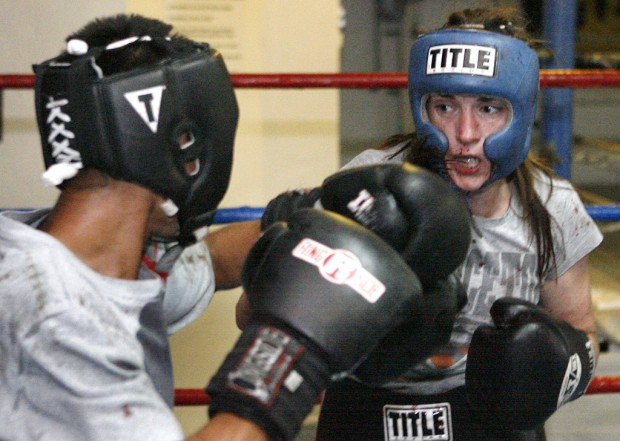 Boxing Patrick Finley: A pain no punch can equal
