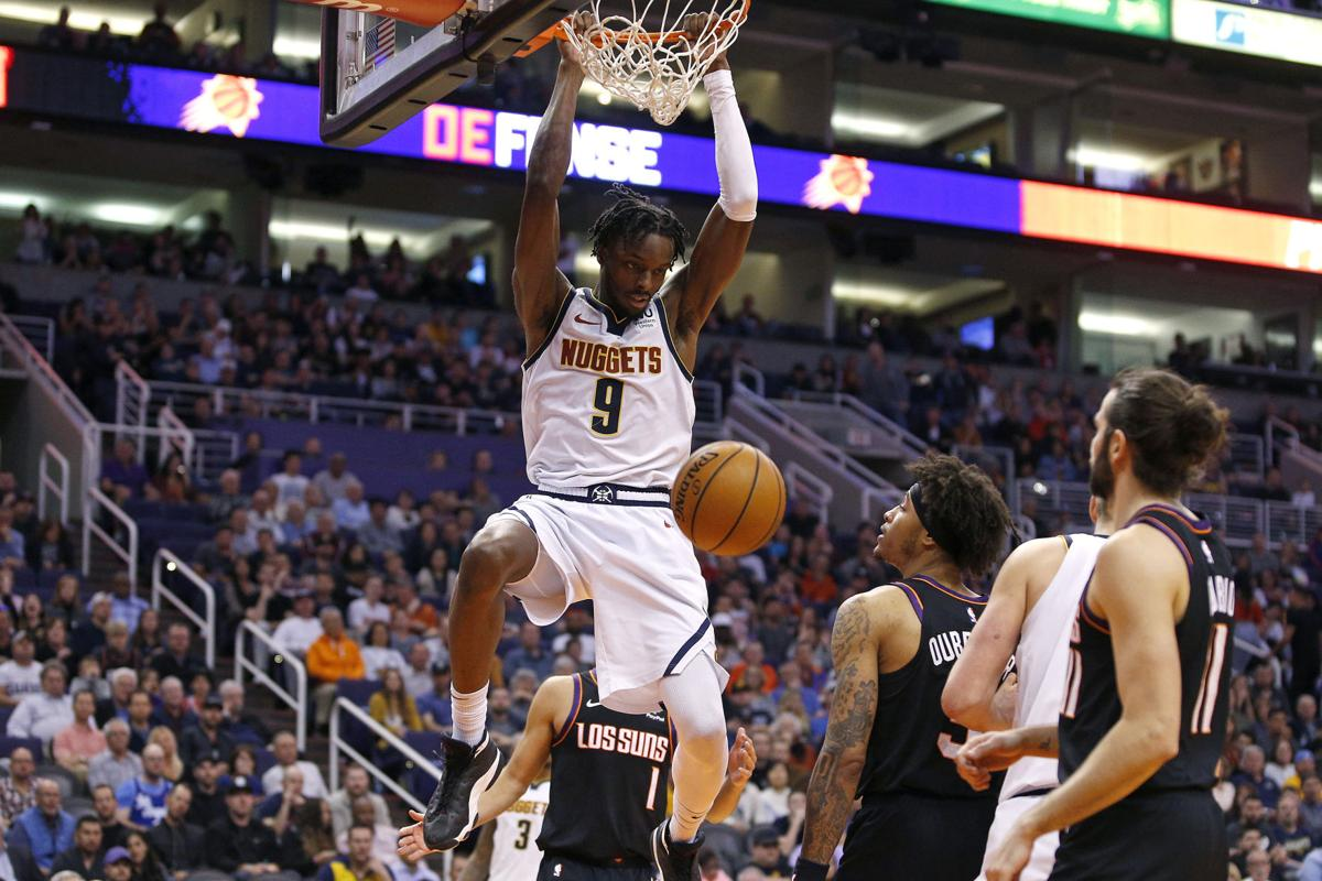 Nuggets Suns Basketball