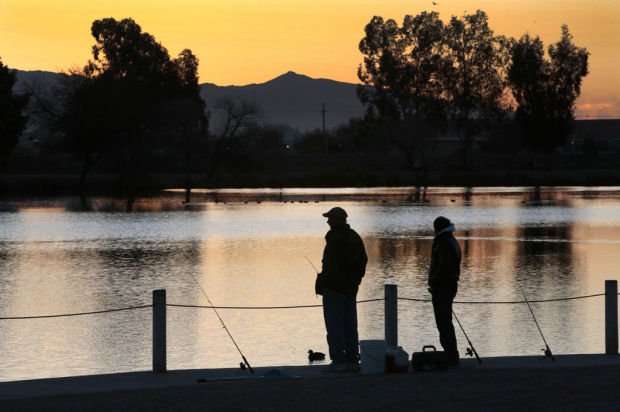 Urban fishing: A lot of people are hooked