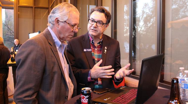 Tucson Tech: UA honors inventors at Tech Launch event