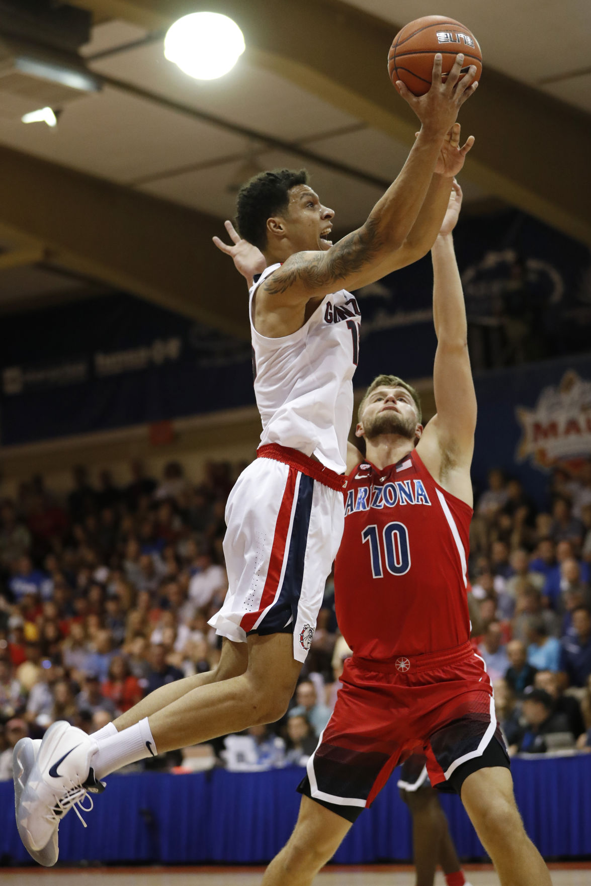 Photos: Arizona Wildcats vs. Gonzaga Bulldogs, Maui ...Gonzaga Basketball