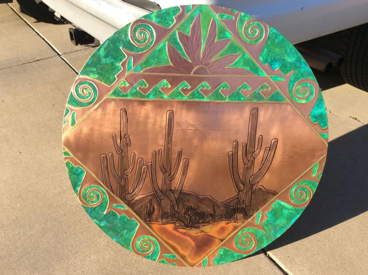 Arts & Crafts Festival on Silverbell Fundraiser for Marine Corps League Detachment 007