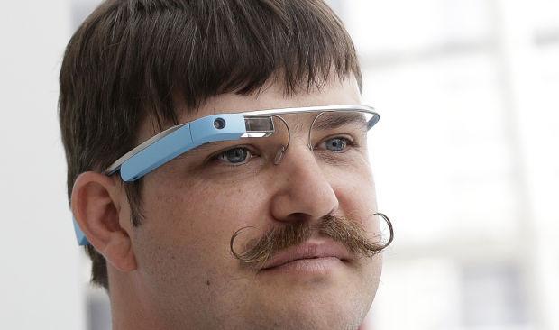 Fitz blog Art:Google glass