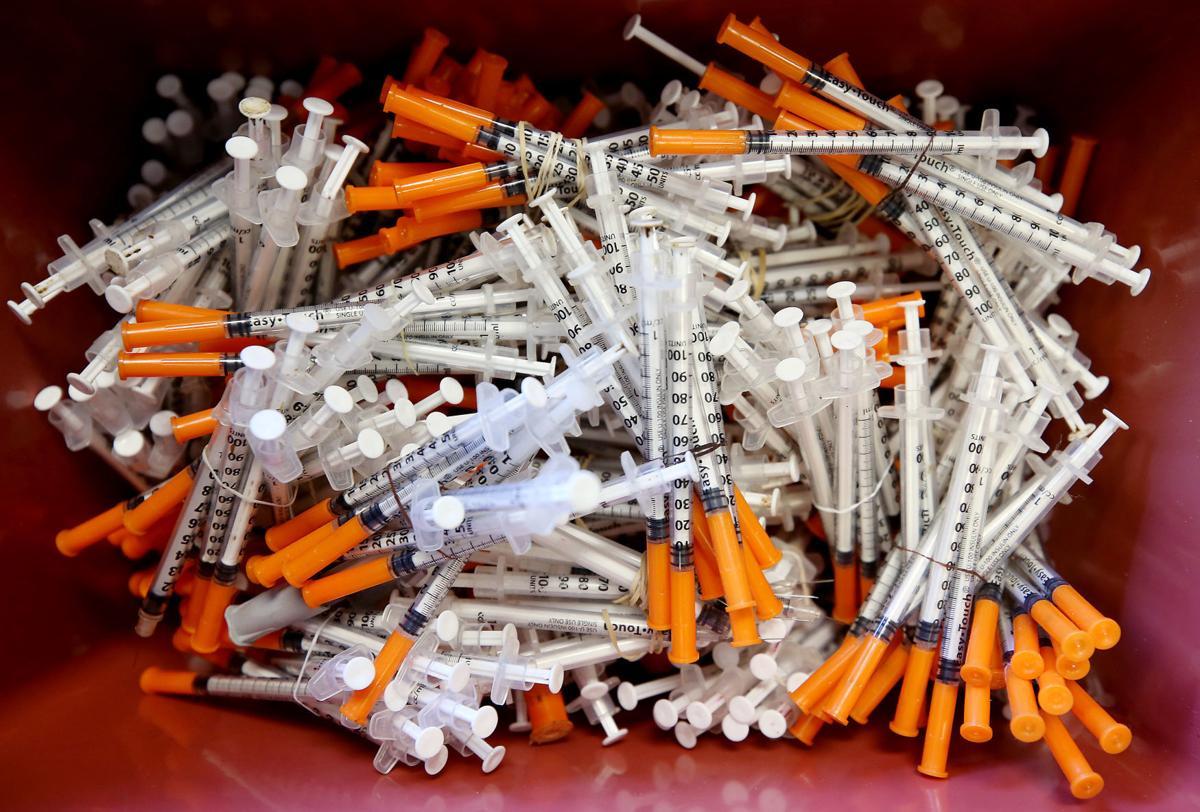 LifePoint needle exchange
