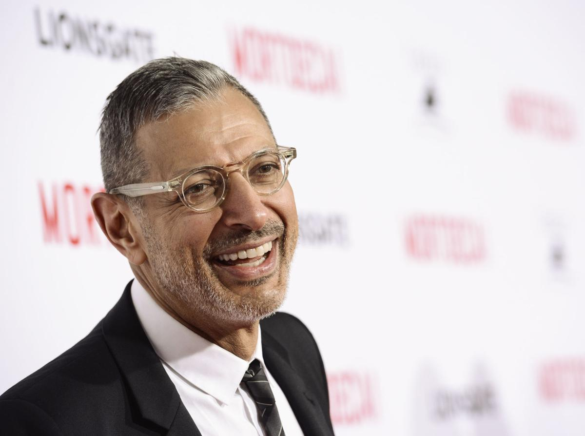 Saturday, October 22 — Drink a pint for Jeff Goldblum