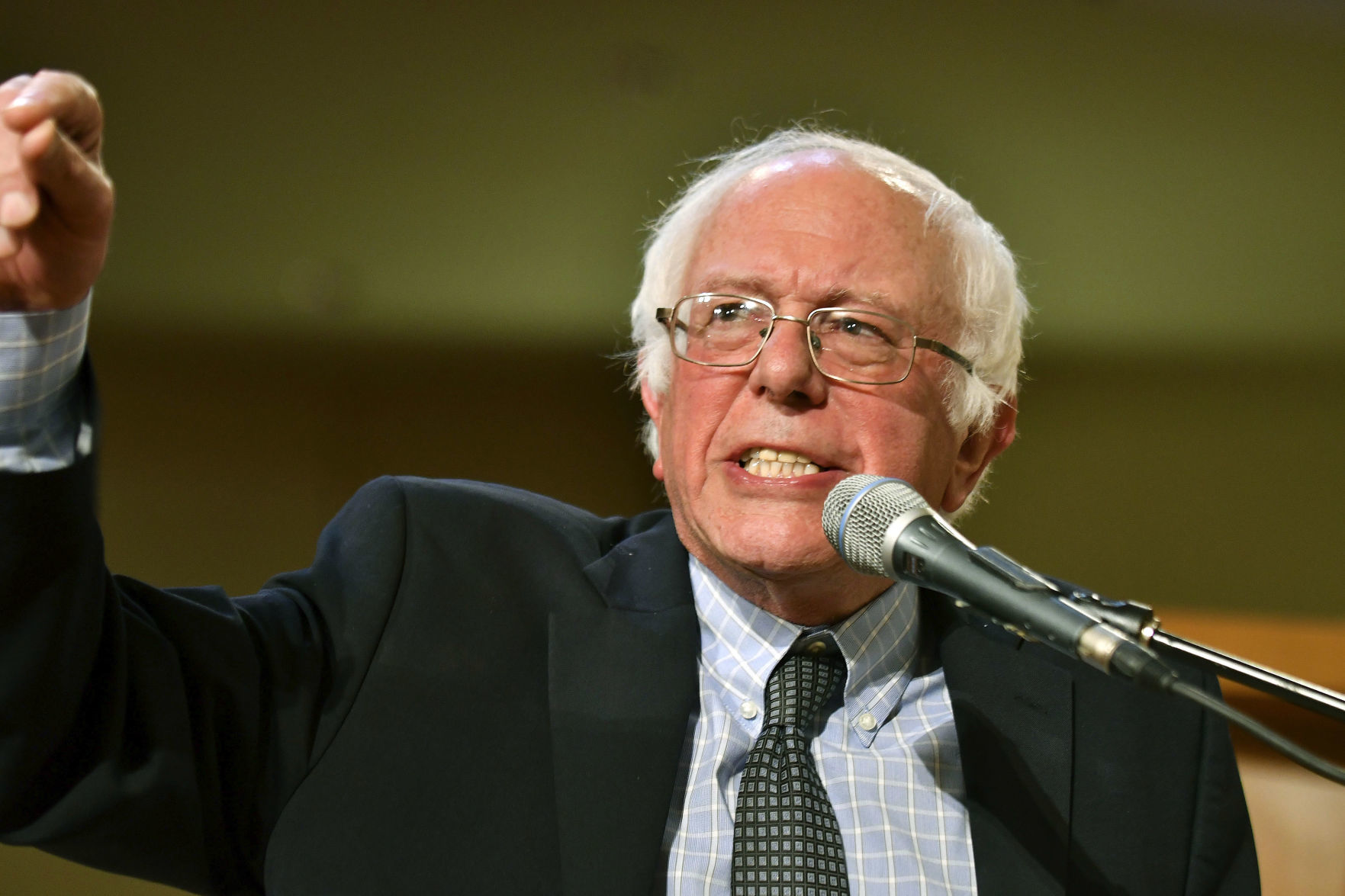 Bernie Sanders is coming to Tucson next week to campaign for David Garcia | Tucson.com