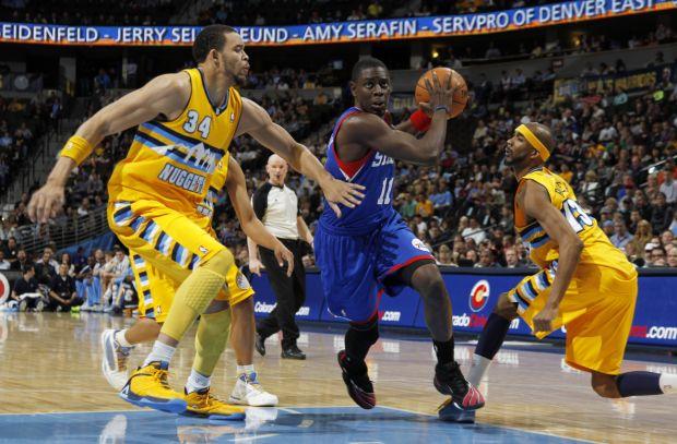 NBA: Frantic rally pushes Denver's streak to 14