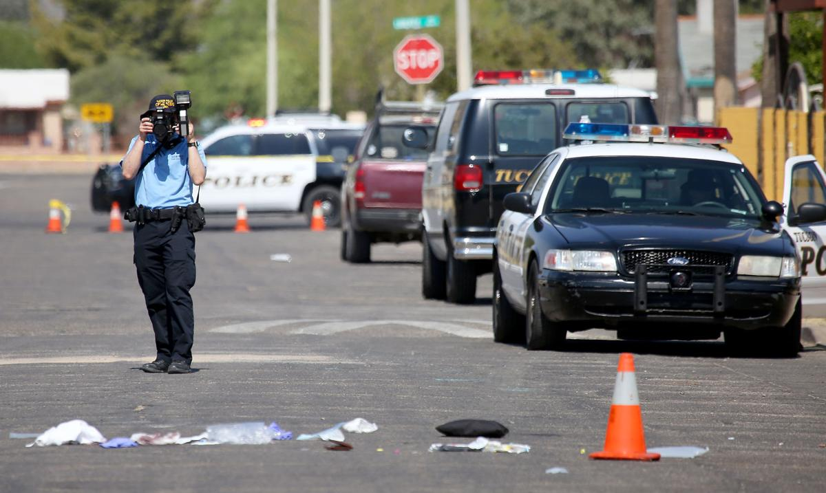 Man killed, woman seriously injured in shooting on Tucson's south side