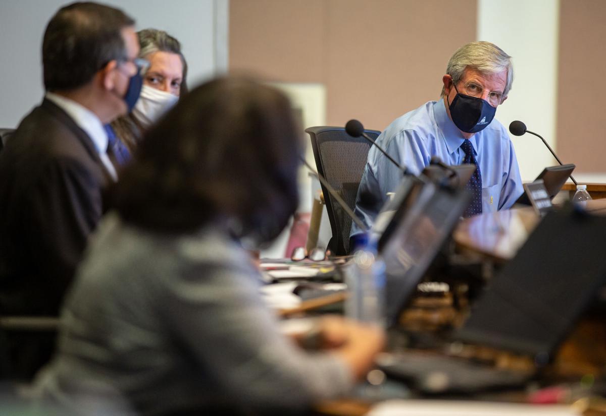 Pima County Board of Supervisors, masks