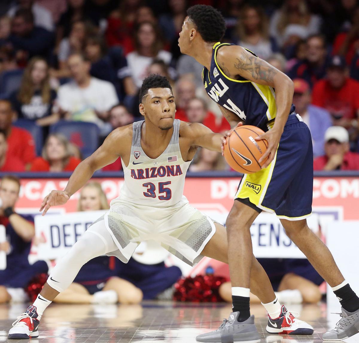 Arizona vs Northern Arizona