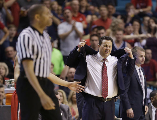 Pac-12 basketball: Bounty remarks about Arizona basketball coach Miller made 'in jest'