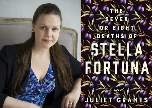 "Author Event ""The Seven or Eight Deaths of Stella Fortuna"""