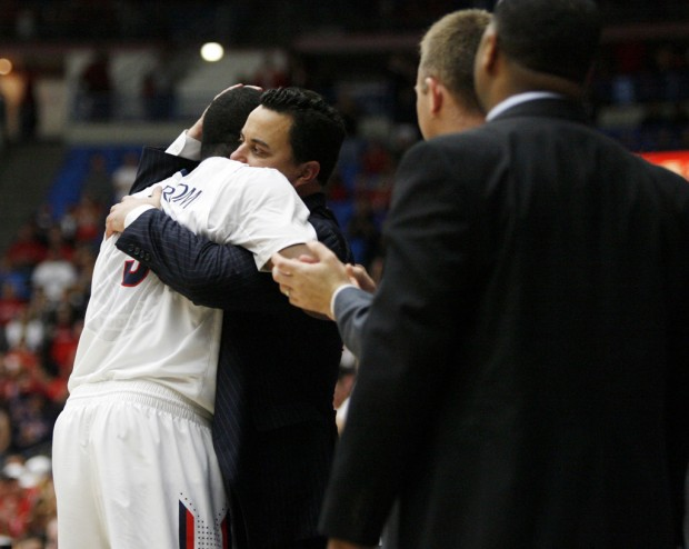 Arizona 73, Ball State 63: Parrom an inspiration in first game back