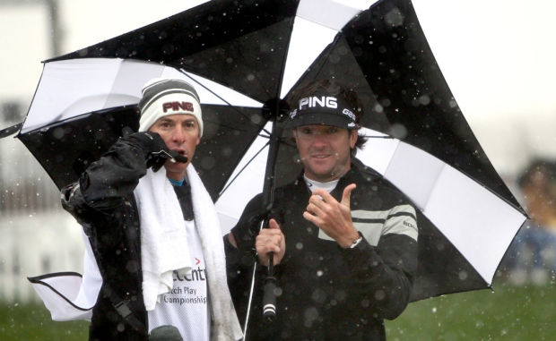 WGC-Accenture Match Play Championship: Taking a snow day