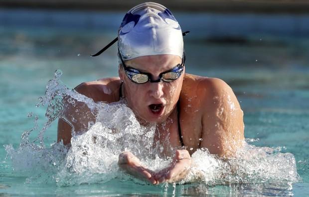HIgh school swimming: Borendame navigating ocean of options