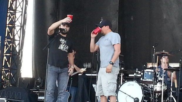 Tyler and Jason