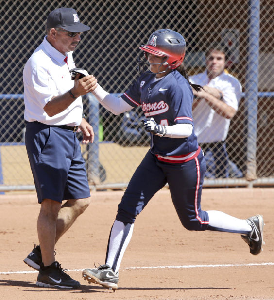 Arizona softball: Drop in order riles up Arizona shortstop Del Ponte