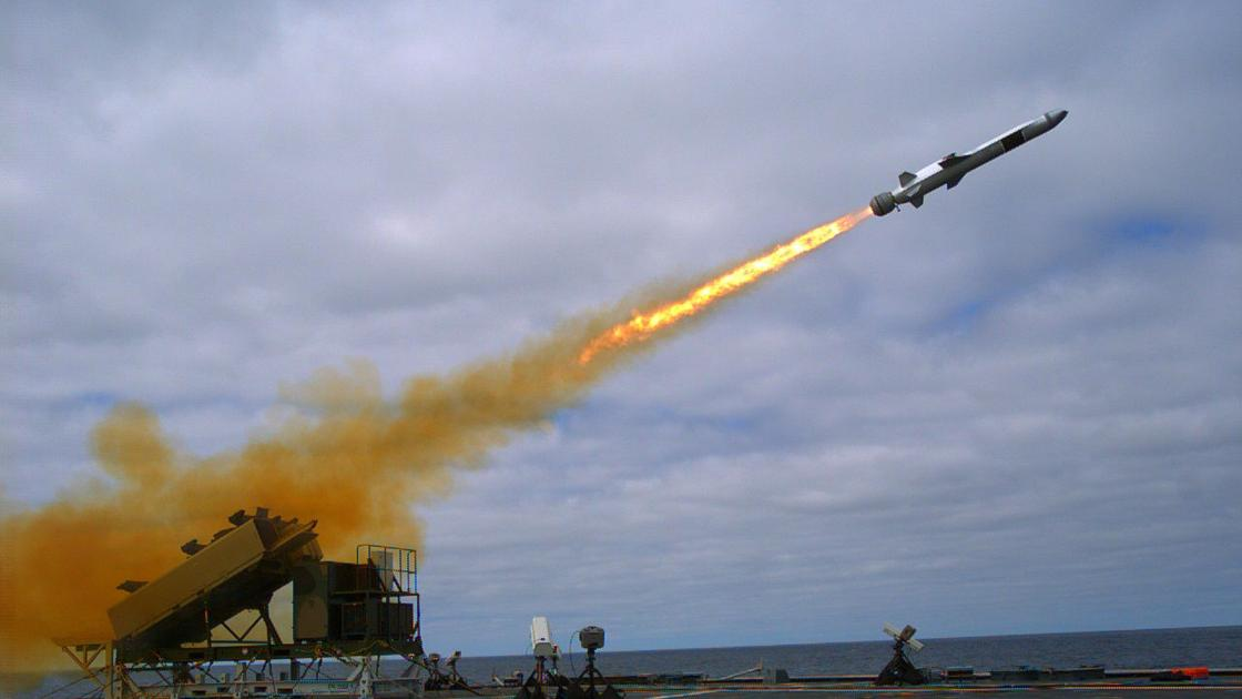 Raytheon Set To Finalize Deal To Build Naval Missile System In - Raytheon over the us map