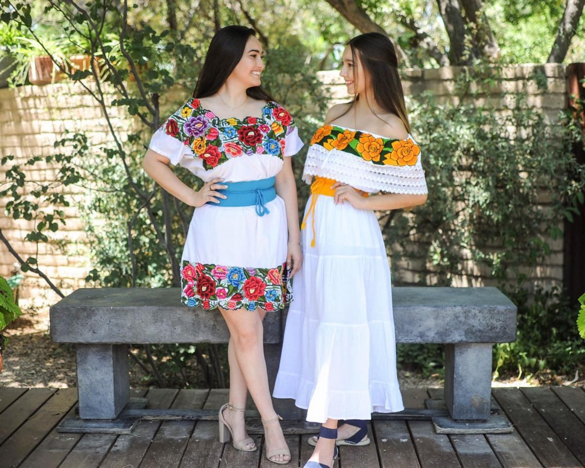 Clothing that matters: UA girl boss' business supports Mexican artisans