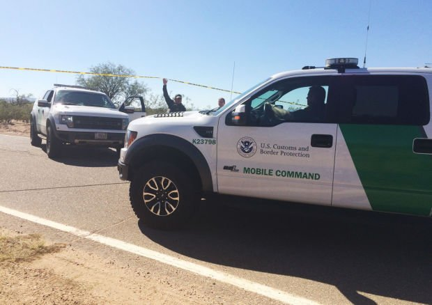 Agent-involved shooting by Border Patrol