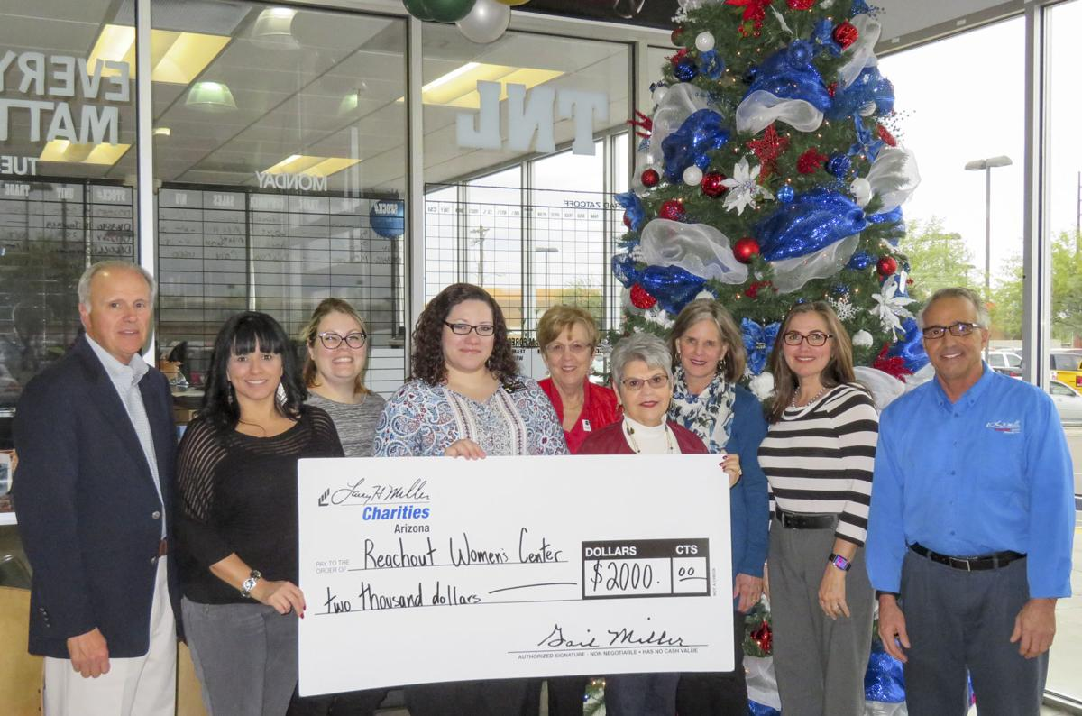 Larry H Miller Tucson >> Giving Back In Southern Arizona Tucson Business News