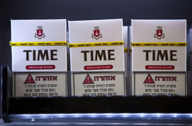 Israeli puffers get own kosher Passover smokes