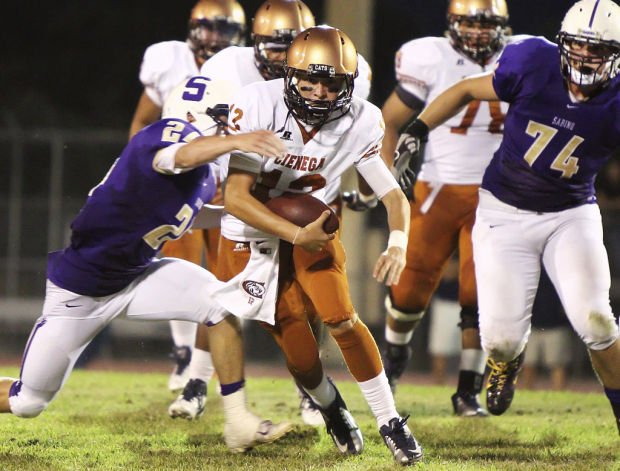 High school football: players to watch: Experience increases options for Alvarado