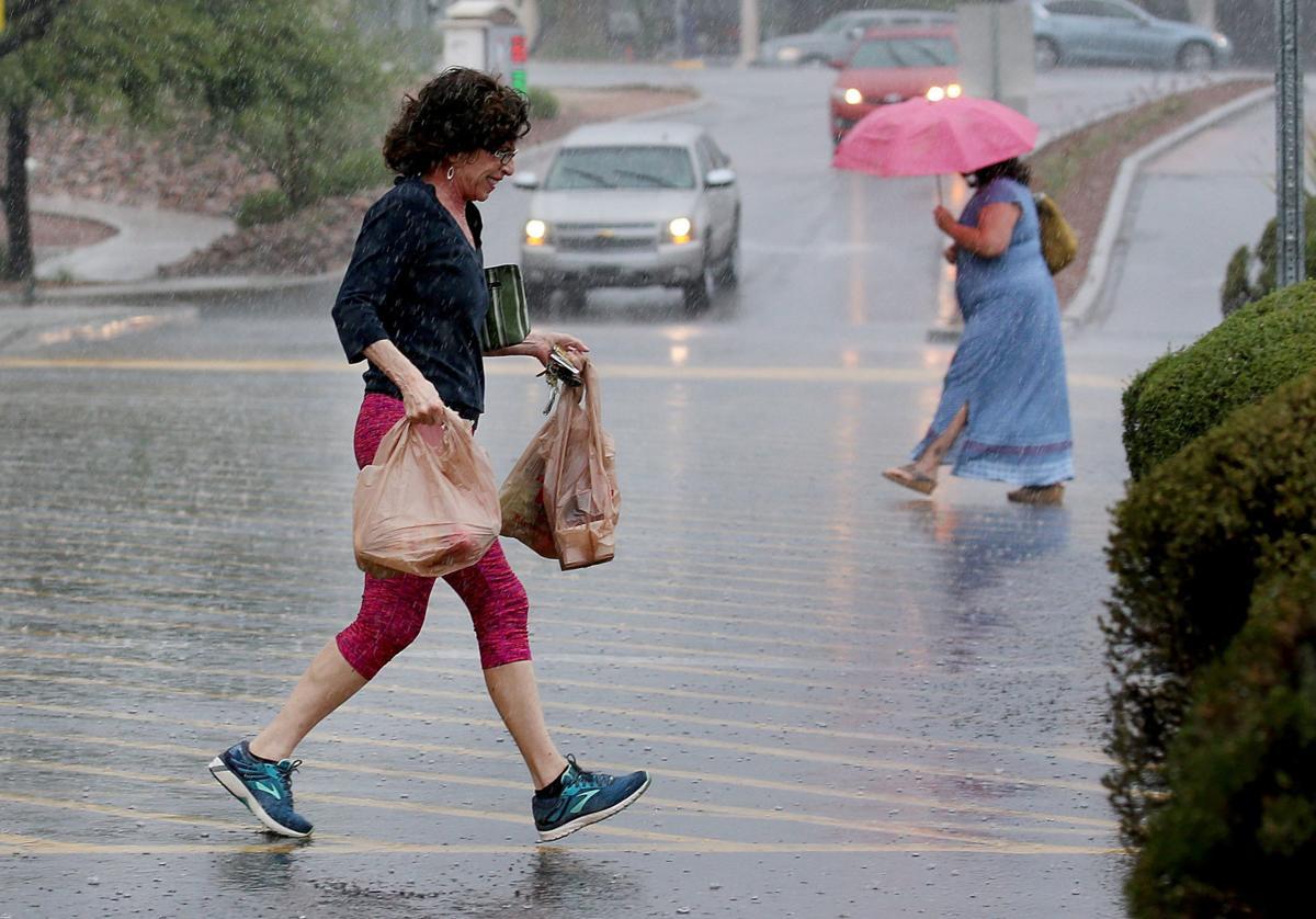 Tucson rain