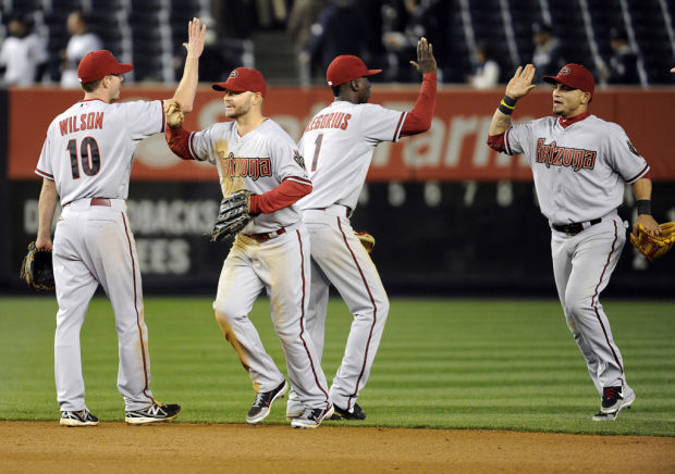 D-Backs 6, Yankees 2, 12 Innings: Rookie's homer helps D-backs win odd game