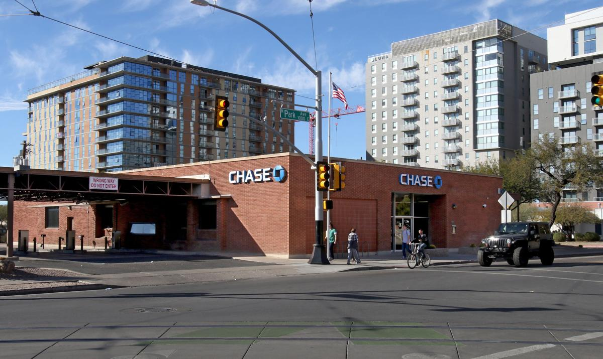Chase Bank on Park Ave.