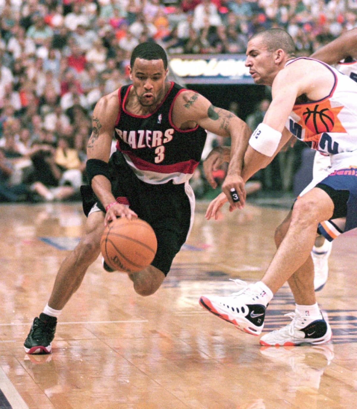 Portland Blazers Tonight: 6. Damon Stoudamire, $100.5 Million