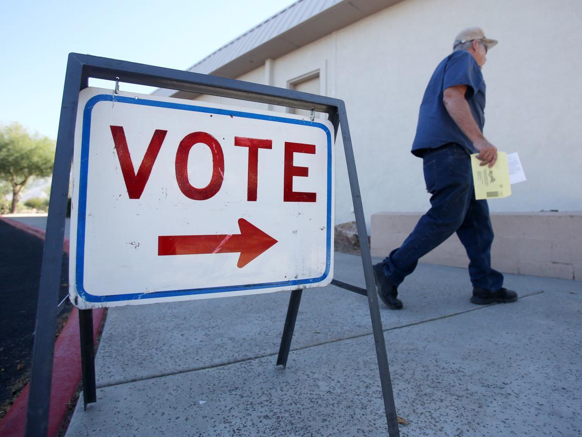 Voting in Tucson