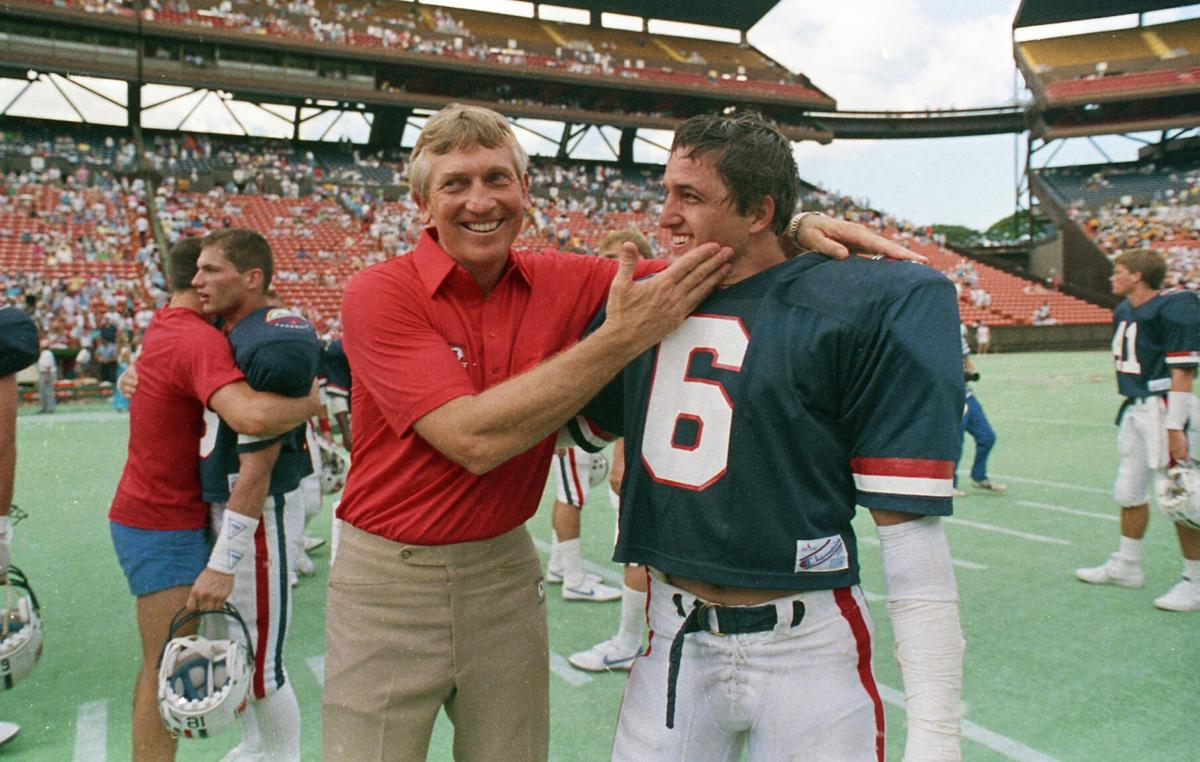 Larry Smith, Arizona, football
