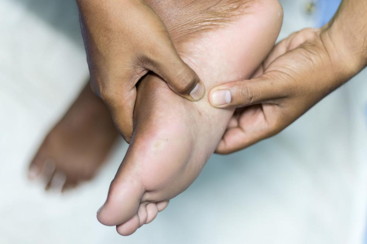 Plantar Fasciitis  U2014 Changing Your Feet And The Way You