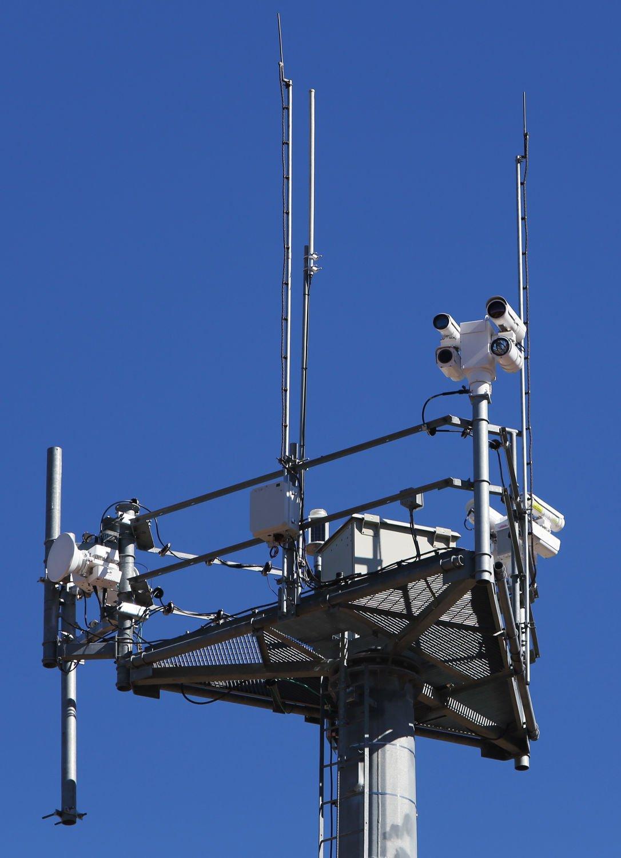 Border cameras