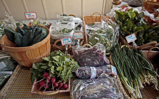 Centsible Mom: Good deals on healthy foods are found at farmers markets