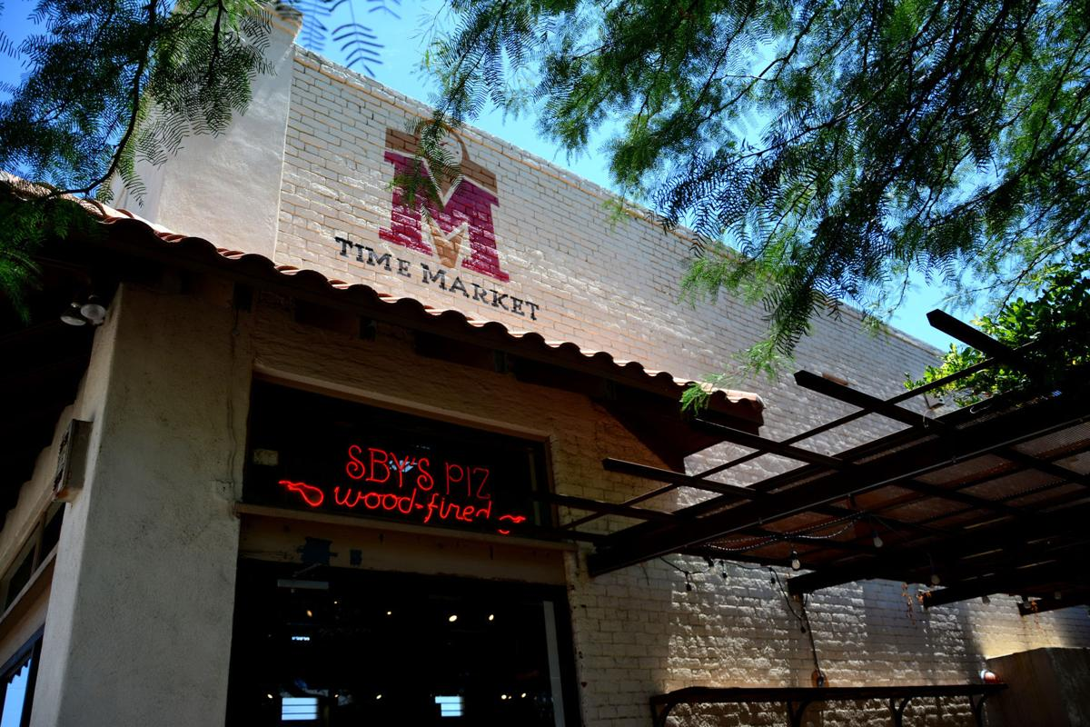 West University neighborhood in Tucson