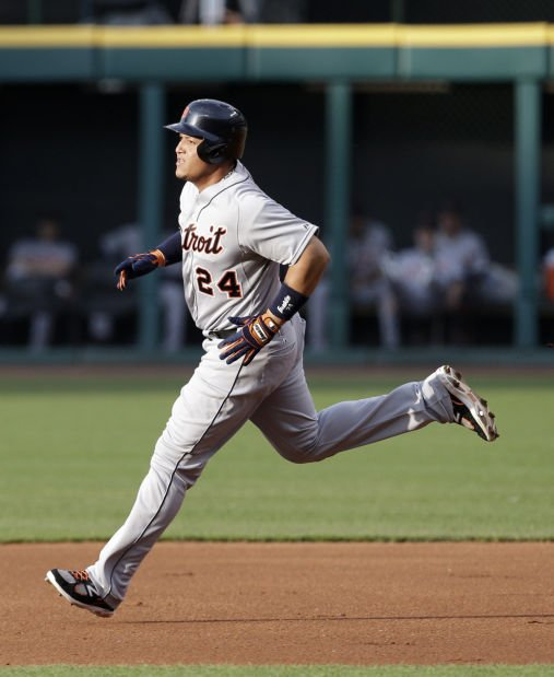 Game of the Day: Tigers 11, Indians 7: Verlander breaks spell Cleveland had on him