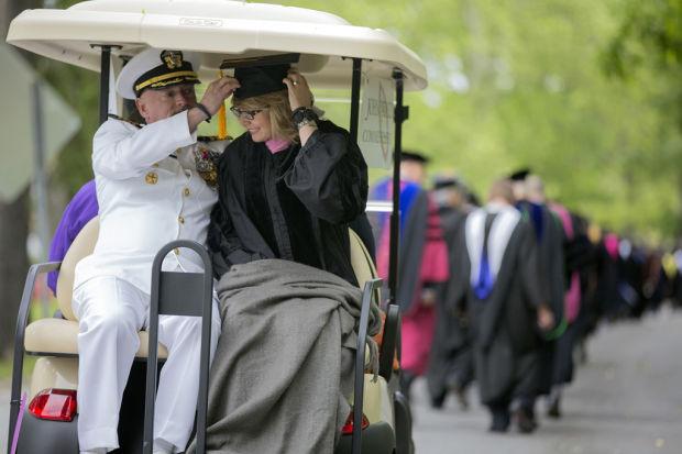 Giffords, Kelly address graduates at Bard College