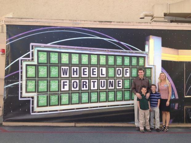 Kelley Helfand on Wheel of Fortune