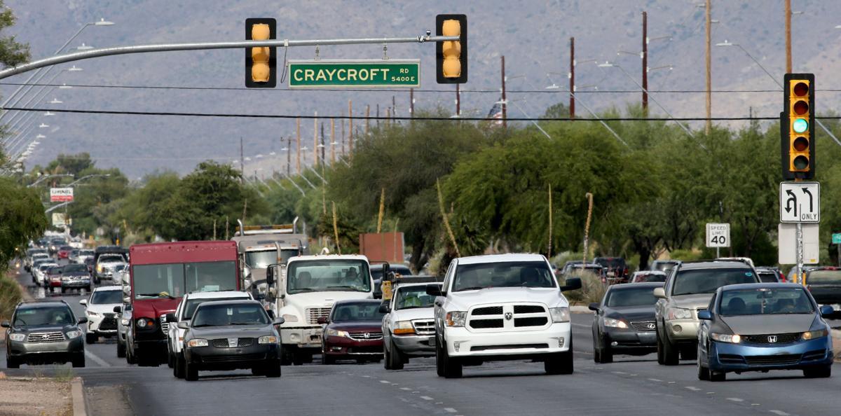 Traffic, Tucson